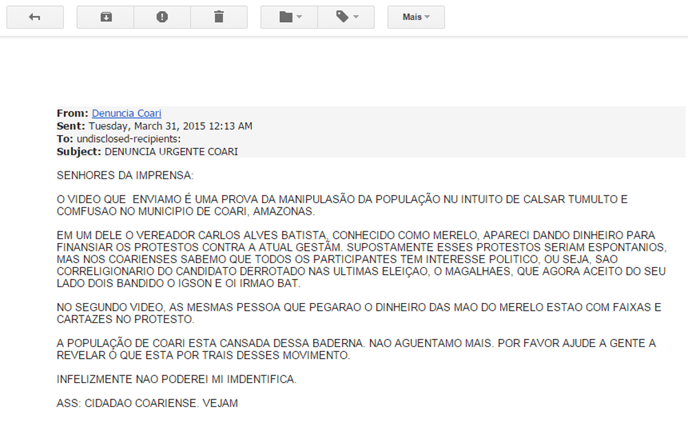 Print - Email